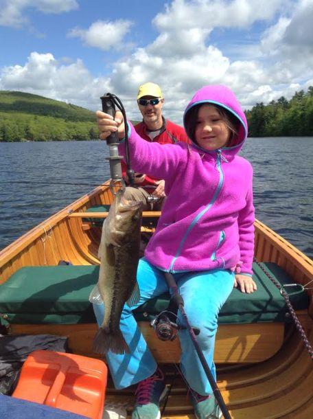 Guided Fishing -- Camden Maine