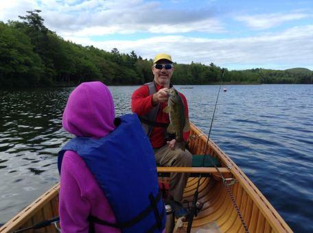 Smallmouth Bass -- Camden, Maine